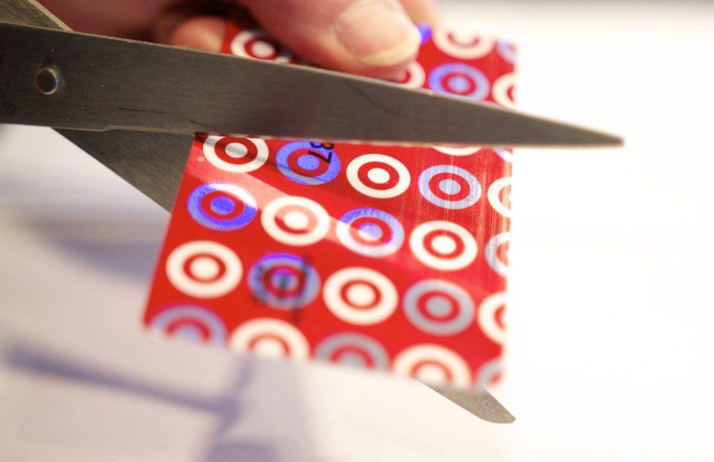 Cut Target Card