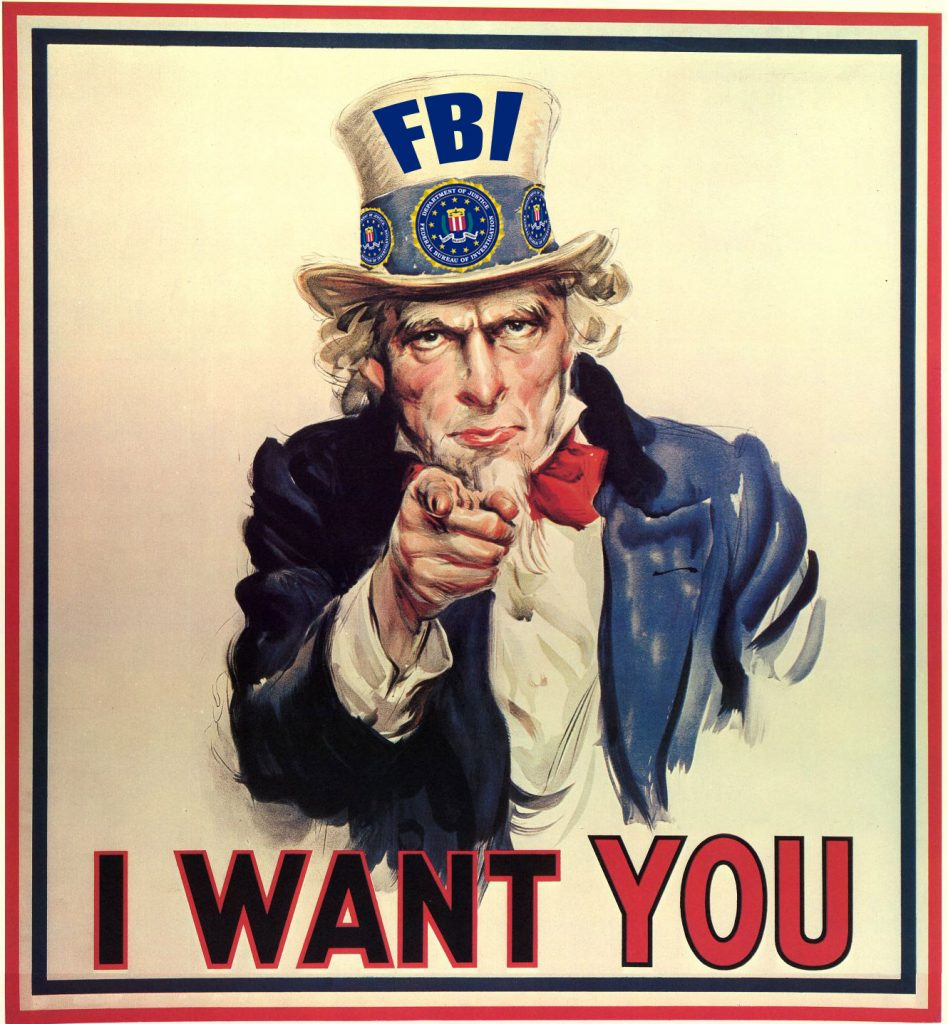 FBI_Wants_You