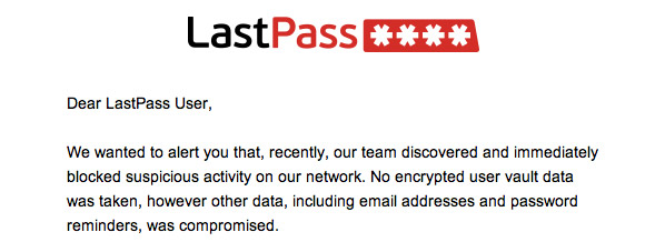 LastPass Hacked And Why I Have Never Used It - Scott Schober
