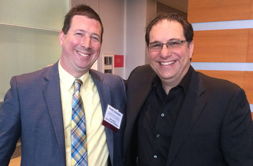 Scott Schober with Kevin Mitnick