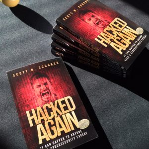 Hacked Again softcover book