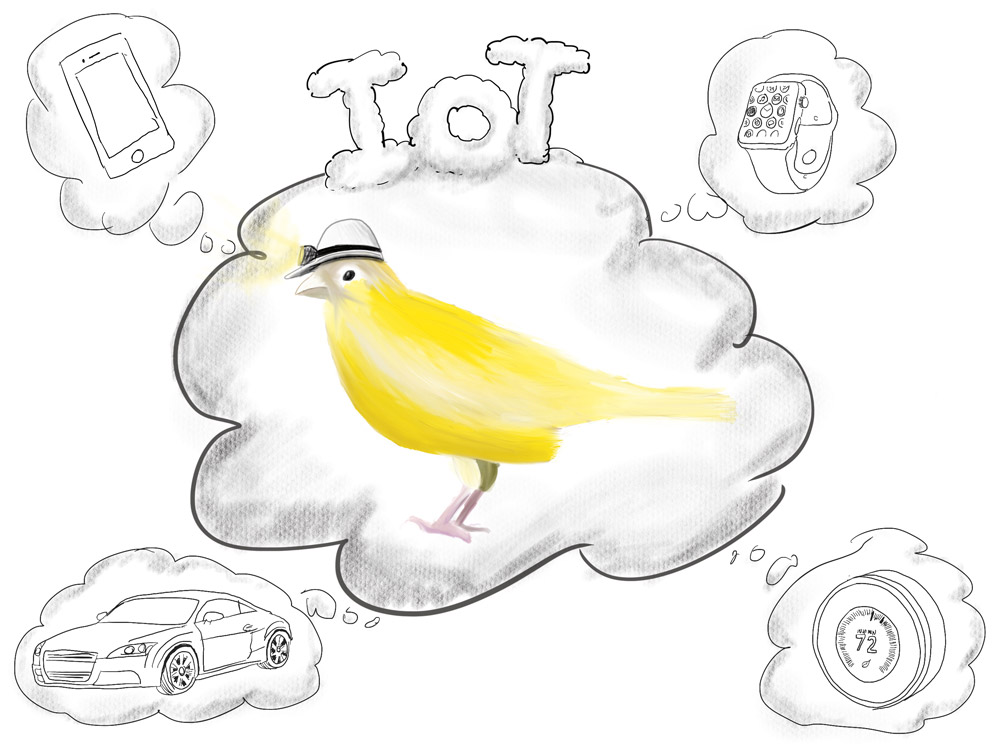 IoT Canary in the Coal Mine