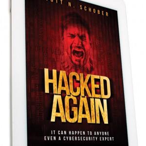 Hacked Again E-Book on iPad