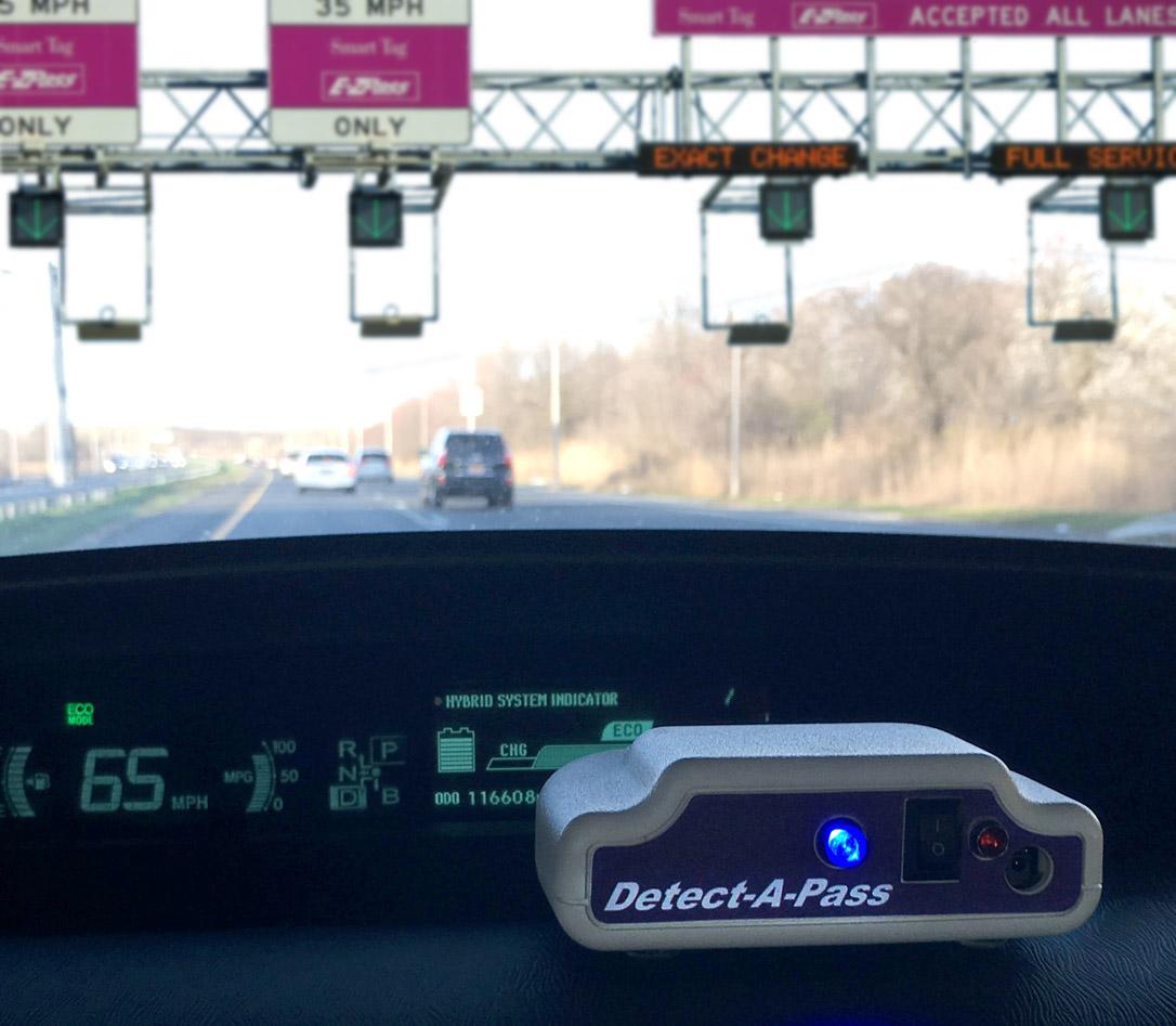 Detect-A_Pass E-Z Pass detector