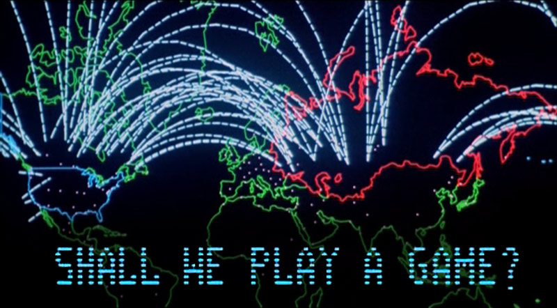 War-games shall we play a game