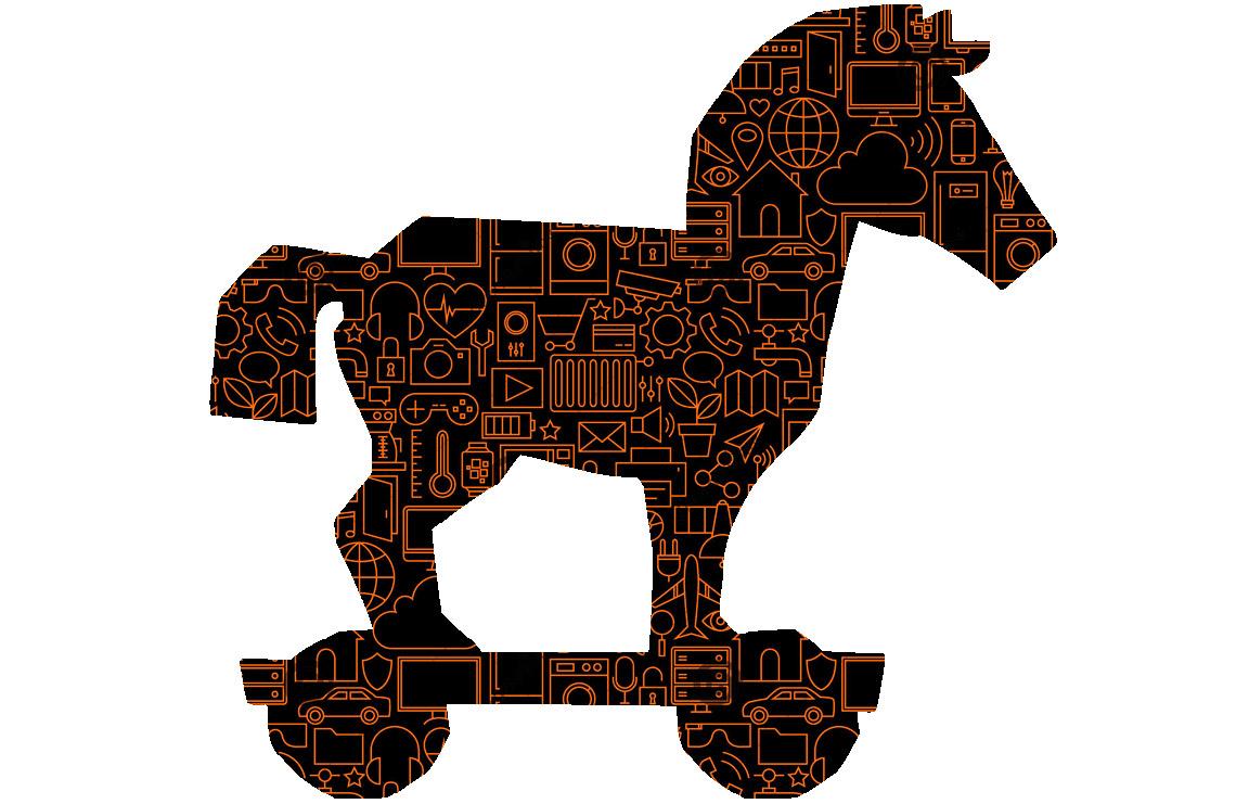 IoT Trojan Horse