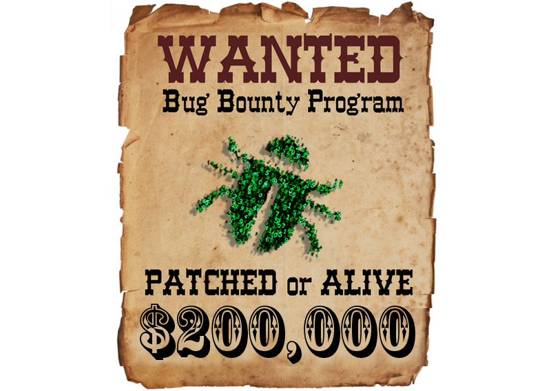 Wanted Bug Bounty Program