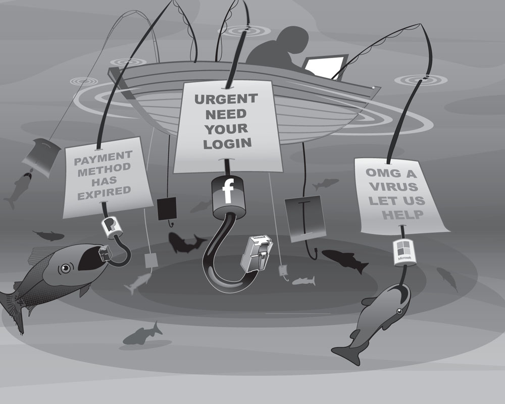 Email Phishing on the rise