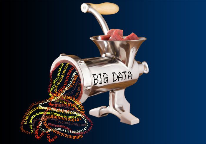 Big Data Meat Grinder