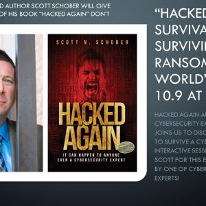 Webinar Expert Guest Scott Schober