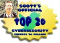 20 Cybersecurity Experts Worth Following