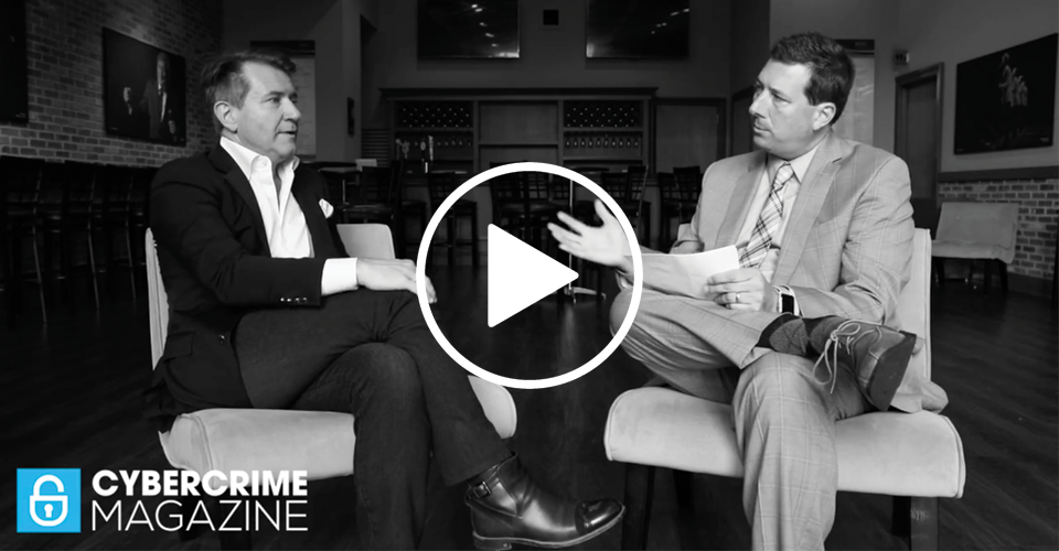 Scott Schober interviews Robert Herjavec