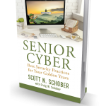 Senior Cyber hard cover book